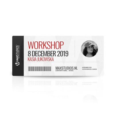 Workshop Kasia Jukowska Nijmegen