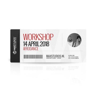 Workshops Afrodance
