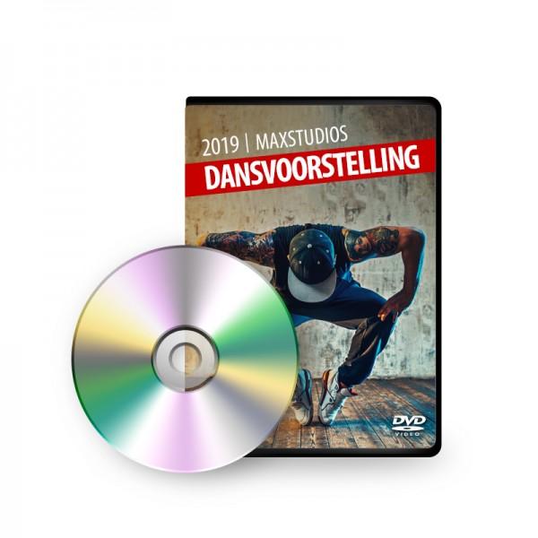DVD + Foto's Dansvoorstelling 2019