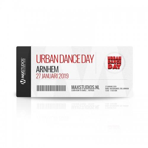 Urban Dance Day - Arnhem