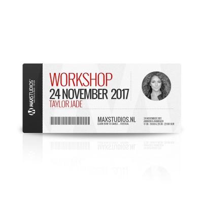 Workshop Taylor Jade